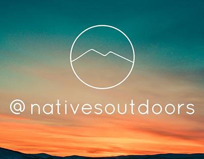 Natives Outdoors Apparel Design