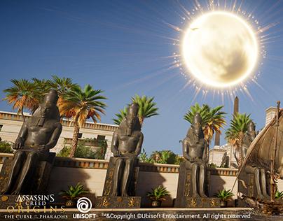 Assassin's creed curse of the pharaohs ART - V.02
