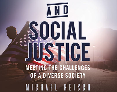 Social Policy and Social Justice Book Cover Design