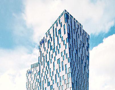 Skyscrapers parametric form