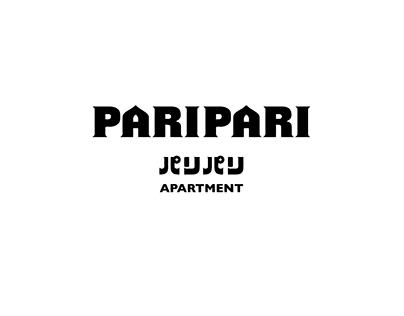 パリパル Apartment   PARI PARI Apartment