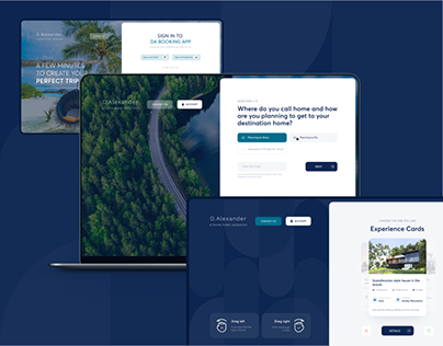 DA | Booking Web App