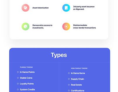 ASA Use Cases and Types