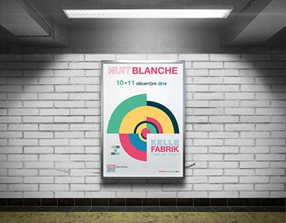 Identité visuelle FAB-LAB de Dijon