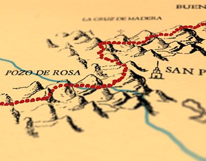 Camino de los indios (Work in progress)