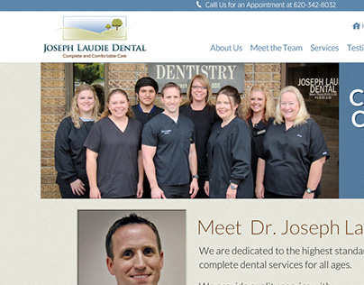 Joseph Laudie Dental