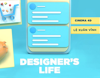 Desingers Life - Xuan Vinh