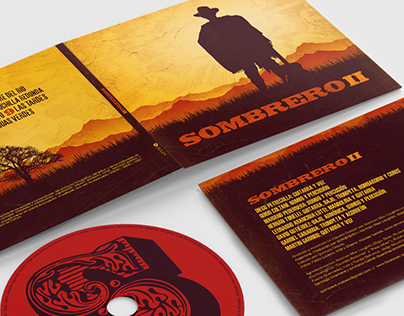 CD Packaging SOMBRERO II