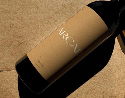 ARCAD Wine - Packaging design