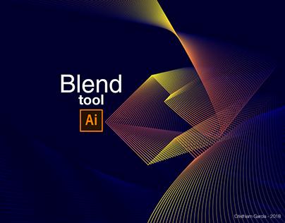 Blend Tool