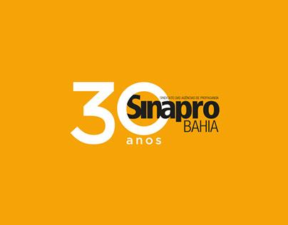 Campanha 30 anos Sinapro-Bahia
