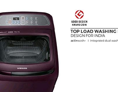 ACTIV wash+ Integrated Dual Wash