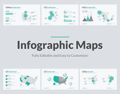 Infographic Maps