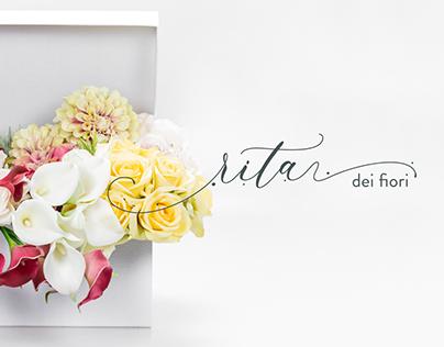 Rita dei Fiori   Brand Identity & E-commerce