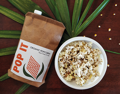 Sustainable Packaging: Popcorn