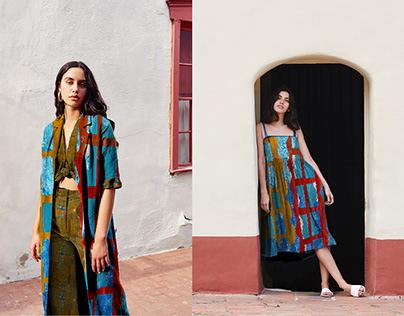 Santa Fe Pattern Collection~ Fiesta Pattern