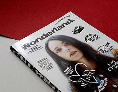 Wonderland Magazine, The mean girl issue