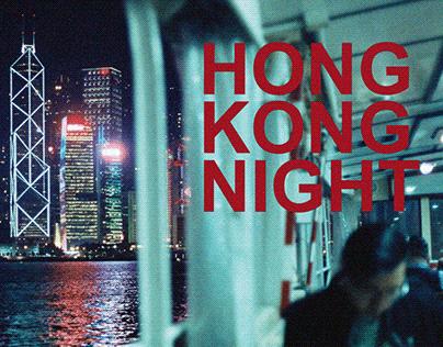 Hong Kong (with Cinestill 800T)