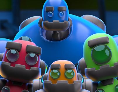 Robots - Characters Vol.1