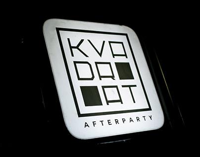 Kvadrat Logotype (St. Petersburg)