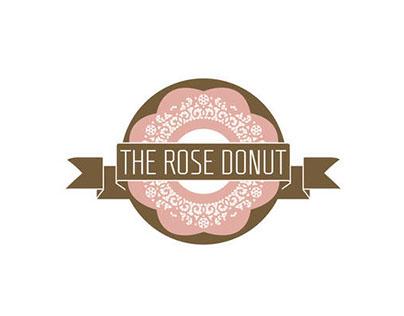 The Rose Donut | Donut Shop Branding