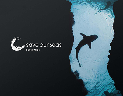 Save Our Seas Foundation Brand Collateral