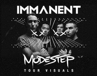 IMMANENT - Modestep Visuals