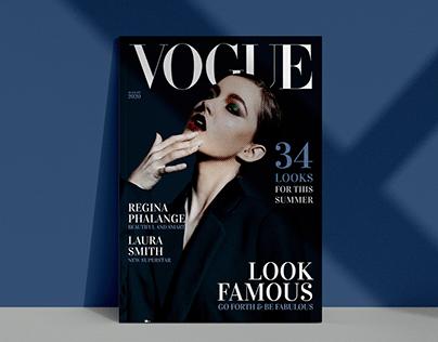 """Magazine """"VOGUE"""""""