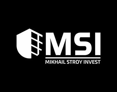 Mikhail Stroy Invest - Brand & Identity