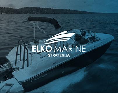 Elko Marine - Strategija