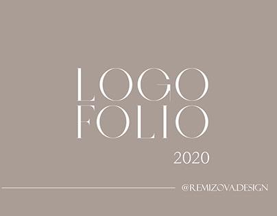 LOGOFOLIO 2020 - REMIZOVA.DESIGN