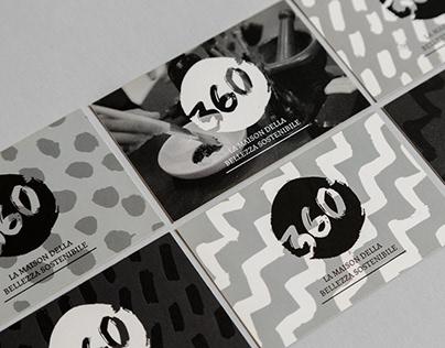 360° Hair Salon | Branding