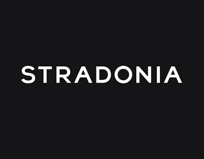 STRADONIA logo & CI