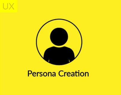 Persona Creation