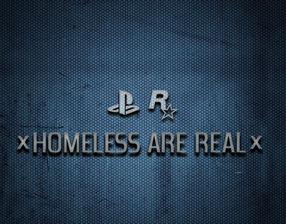 PlayStation - Homeless Are Real - Activation