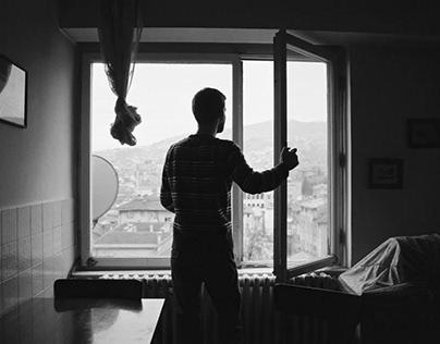 Film Photography: Portrait of a Friend