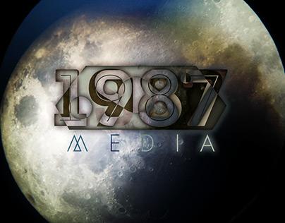 1987 Media - Logo