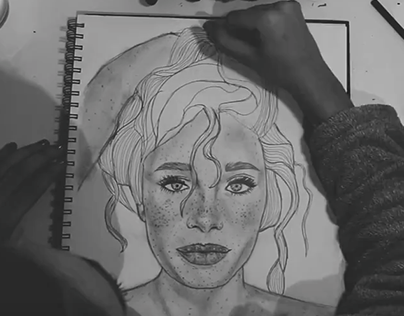 Drawing Time-Lapse