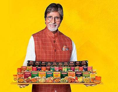 Everest Masala (Retouching )