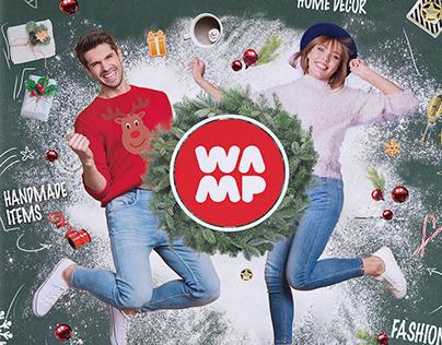 Christmas WAMP 2020