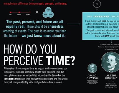 How Do You Perceive Time?