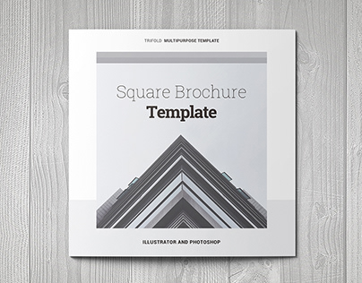 Square Trichure Template