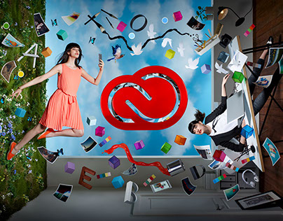 Adobe Creative Cloud 2015 Identity