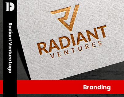 Radiant Venture Logo