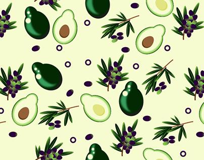 Avocado&Olives