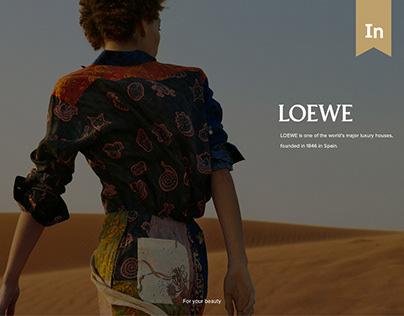LOEWE - Interaction