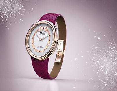 Concept Watch _ Dior Avenue Montaigne