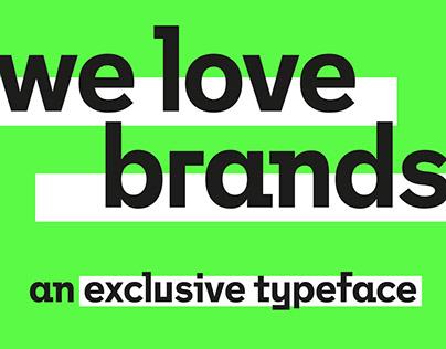 Typeface for Brand Design Havas Paris