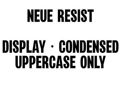 Neue Resist