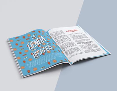 Cajal | Diseño Editorial